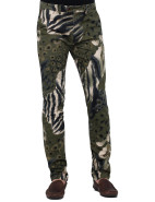 Bowie Festive All Over Printed Chino $169.95