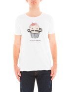 Short Sleeve Monsieur Muffin Hand Drawn Tee $89.95