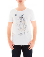Short Sleeve Monsieur Scotch & Soda Tee $89.95