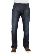 Black Wash Indigo Tonal Stitch Jean $219.00