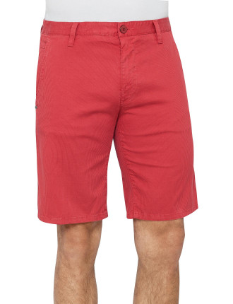 Sairy Stretch Bedford Cord Short