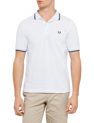 Twin Tipped Fred Perry Polo