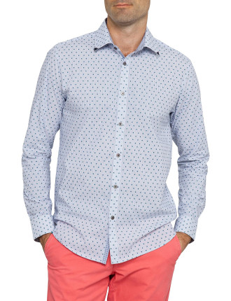 Long Sleeve Filcoupe Spot Shirt