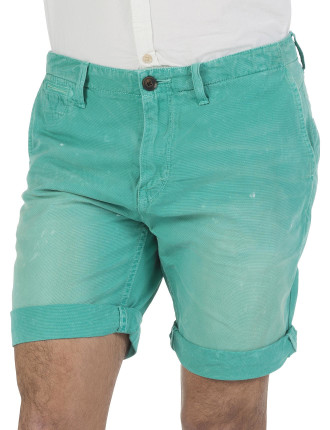 Freeman Canvas Chino Short