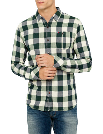 Ollie Check Shirt L/S