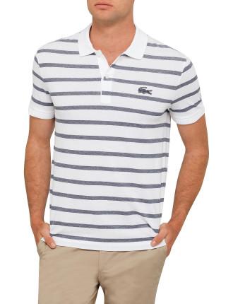 Usa Stripe Polo