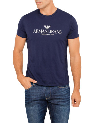 Ajeans And Eagle Motif