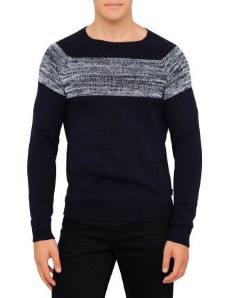 Struipe Chest Marle Knitwear