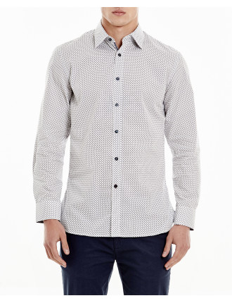 Diamond Spot Geo  Shirt