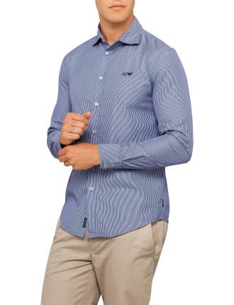 Stripe Shirt Aj Motofe
