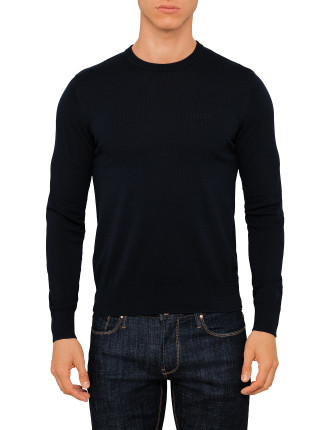 Basic Crew Neck Knit