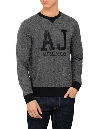 Aj Motif Sweat Love