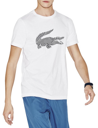 Pixelated Croc Tee