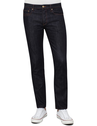 Organic Basic Straight Jean