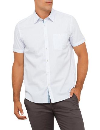 Ls Stripe Filcoupe Shirt
