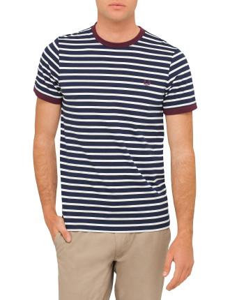 Breton Stripe Ringer T-Shirt