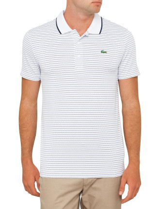 Ultra Dry Fine Stripe Polo