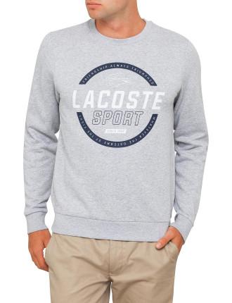 Lacoste Tennis Ball Sweatshirt