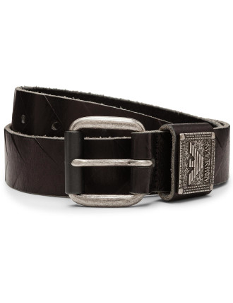 Leather Armani Belt