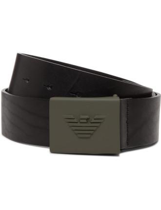 Eagle Big Clasp Belt