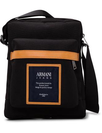 Reporter Mans Bag