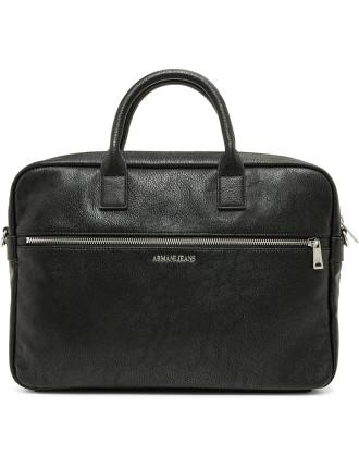 Mans Soft Briefcase
