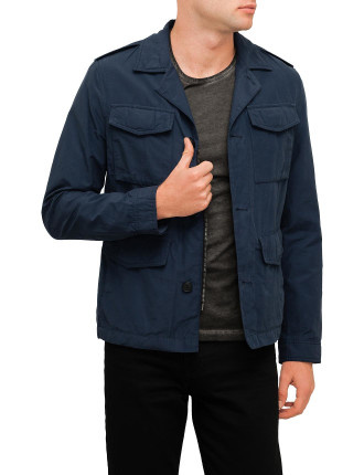 Field Navy Jkt