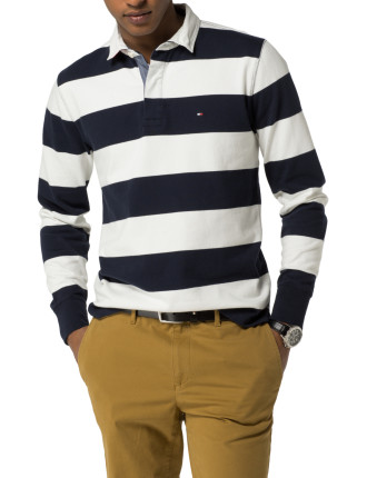 Basic Block Stp Rugby Long Sleeve