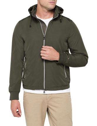 Darrel Hooded Jacket