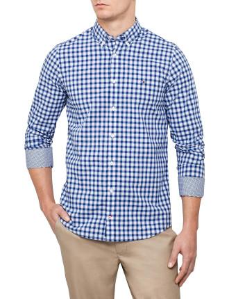 Varick Check Shirt