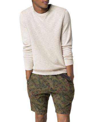Dunford Crew Neck Sweater