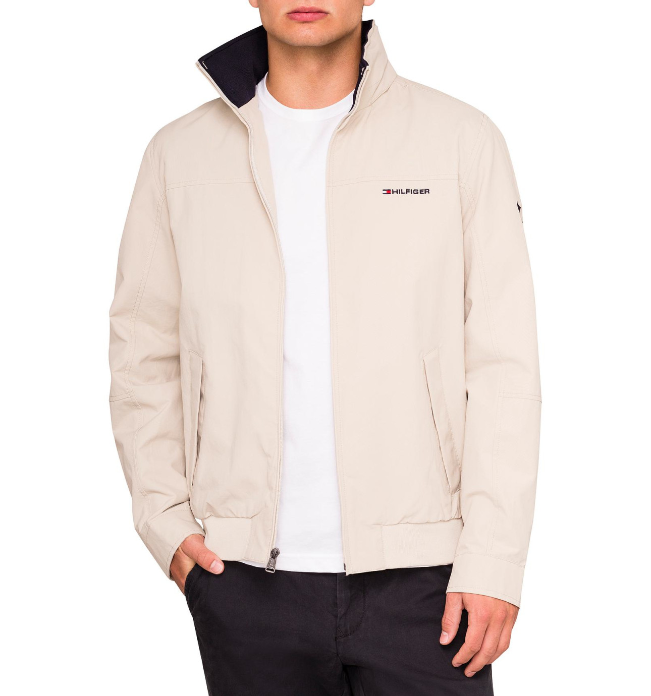 Mens jacket david jones - Content