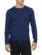 Pima Cotton Cashmere Crew Neck Knit $150.00