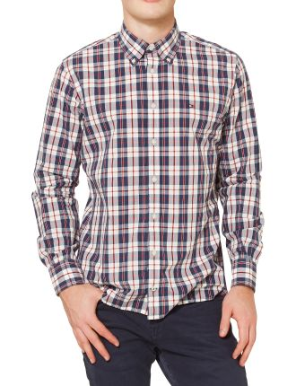 Lance Check Shirt