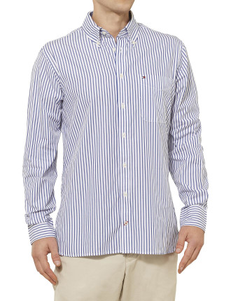Nate Stripe Shirt