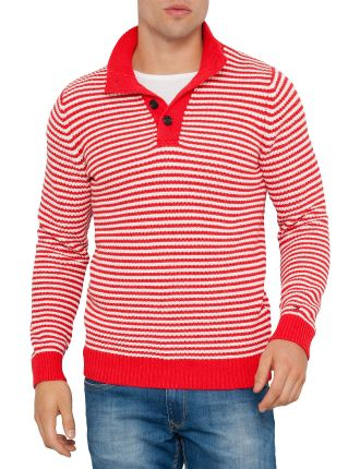 Kent Button Sweater