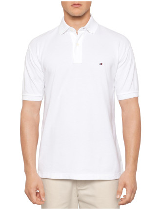 Classic Fit Short Sleeve Solid Polo