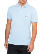 New Tommy Knit Short Sleeve Polo