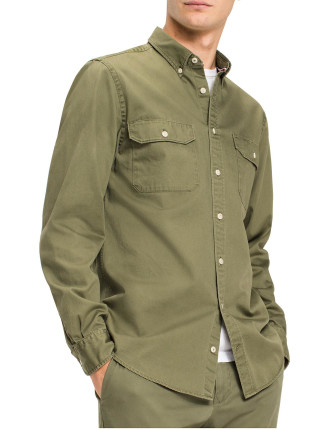 MAGIC DYE MILITARY SHIRT RF3