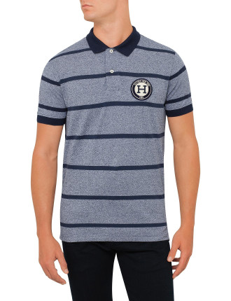Layton Stripe Polo