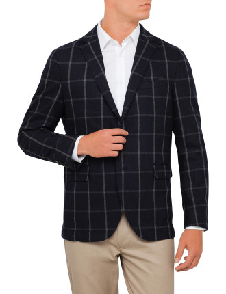 Windowpane Clark Blazer