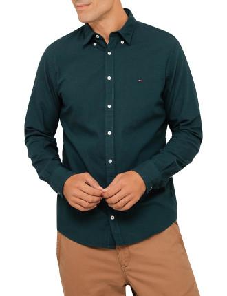 Rev Two Tone Twill Shirt