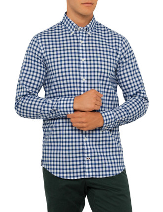Polly Check Shirt