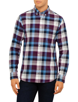 Annick Check Shirt