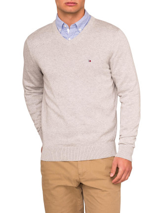 Pacific V Neck Knit