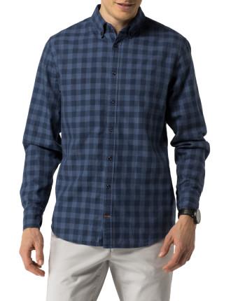 Stein Check shirt