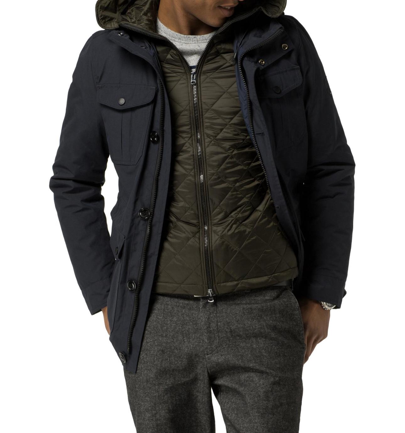 Mens jacket david jones - Tor 2 In 1 Jacket 489 30