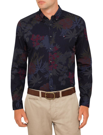 Ovd Flower Shirt