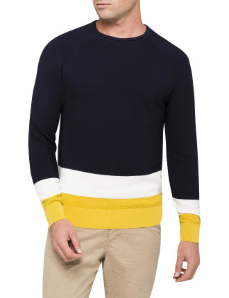 Maddy Crew Neck Knit