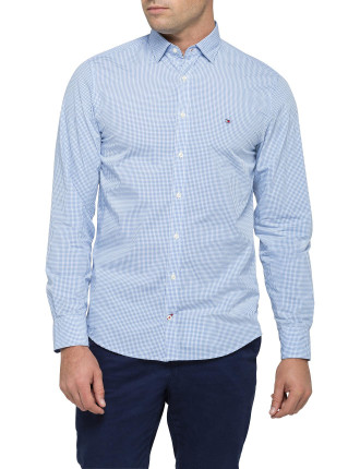 Devan Check Shirt